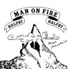 "Halfby ""Man On Fire"" (12"")"